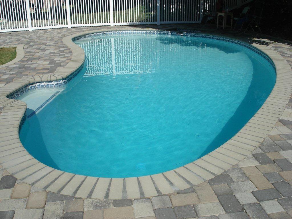 Classic Kidney Pool