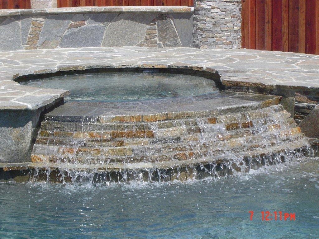 Amazing Waterfall Spa